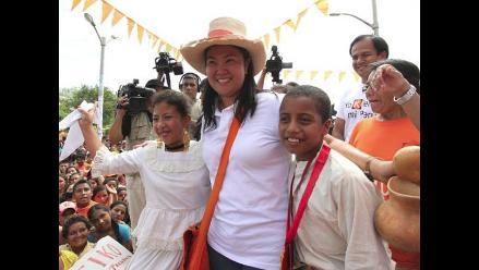 Keiko Fujimori: ´Quiero construir, para eso debo curar heridas´