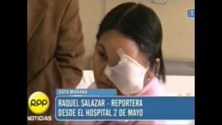 Mujer con tumor deformante recibió ayuda en el Día de la Madre