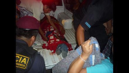 Matan a mototaxista de tres disparos en Chiclayo