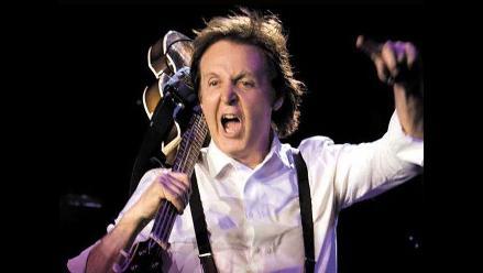 Paul McCartney culminó la prueba de sonido en el estadio Monumental