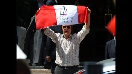 Antonio Brack: Paul McCartney felicitó al Perú por su megadiversidad