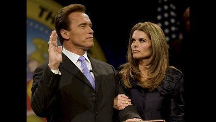 Arnold Schwarzenegger anuncia separación de Maria Shriver tras 25 años
