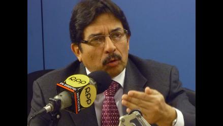Cornejo critica a presidente regional de Áncash por propiciar protestas
