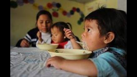 ¿Qué hacer si su hijo no quiere masticar los alimentos?