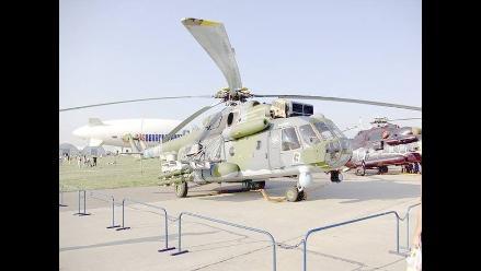 Rusia entregará este mes tres helicópteros Mi-171Sh al Perú