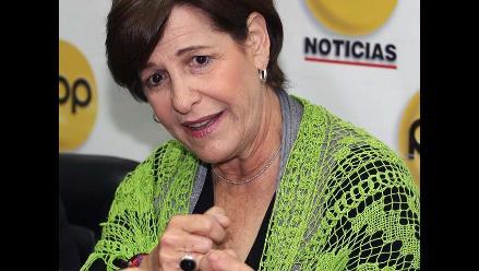 Susana Villarán: Decreto 012 está asfixiando al país