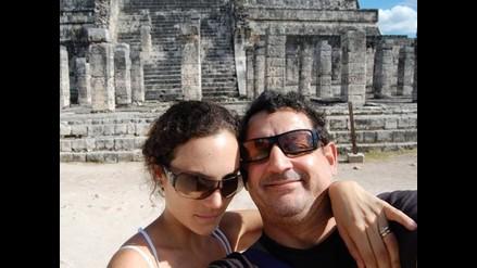 Sergio Galliani y Connie Chaparro se convirtieron en padres