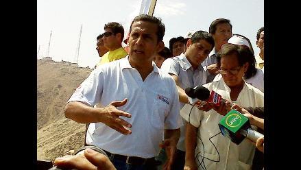 Ollanta Humala propone establecer servicio policial voluntario