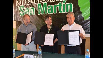 EEUU renueva compromiso de cooperación con región San Martín
