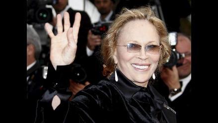 Cannes homenajea a Faye Dunaway con restaurado film de culto