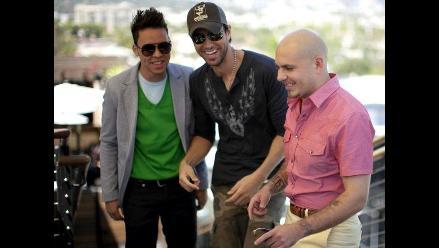 Enrique Iglesias anuncia una gira por EE.UU. con Pitbull y Prince Royce