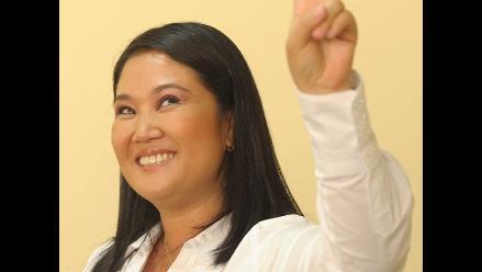 Humala quiere distraer la atención de acusaciones, según Keiko Fujimori