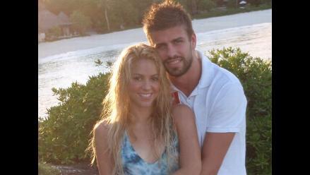 Shakira y Piqué festejan triunfo del Barcelona bailando Waka Waka