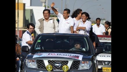 Caravana de Gana Perú arrolla a simpatizante en Ventanilla