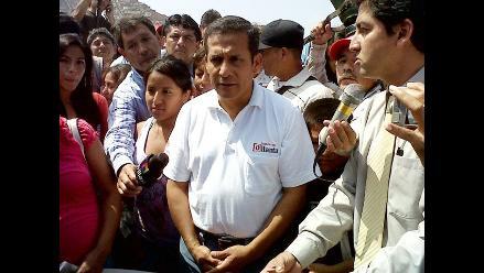Humala plantea inyección de S/.700 millones para crédito agrario