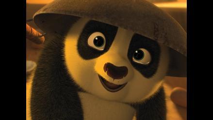 Vea un adelanto de la película Kung Fu Panda 2