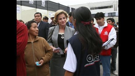 Pilar Nores se siente honrada de representar a niños peruanos ante NNUU
