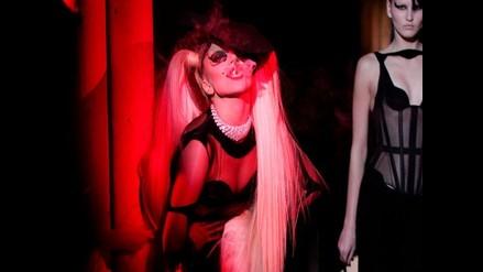 Lady Gaga aborda el mundo de la prostitución en Born this way