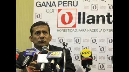Humala plantea reforma penitenciaria y servicio policial voluntario
