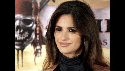 Penélope Cruz presenta la cuarta parte de Piratas del Caribe en España
