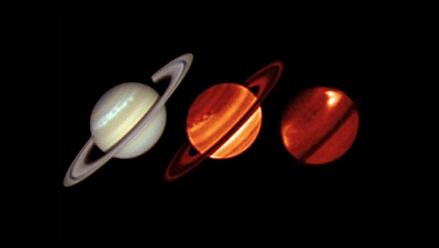 Captan gigantesca tormenta en Saturno