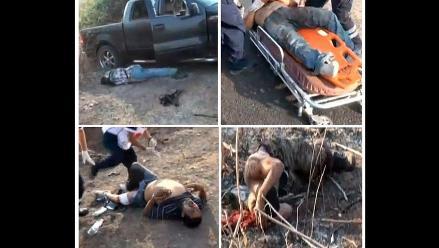 México: Tiroteo entre cartel de Sinaloa y Los Zetas dejó 29 muertos
