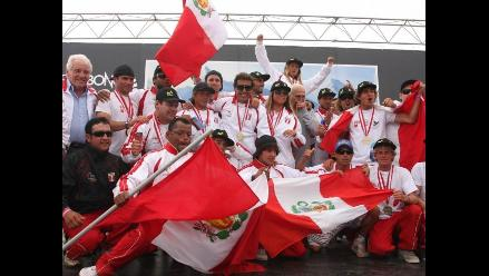 Perú se coronó campeón mundial juvenil de tabla por equipos