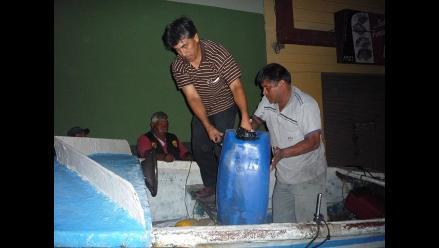 Piura: Intervienen cisterna con petróleo de dudosa procedencia