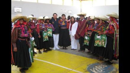 Con concursos culmina Semana de la Maternidad Saludable en Chiclayo