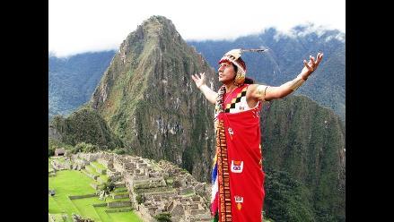Continúan ensayos de ceremonia inca´Jaiwa Rikuy´ en Machu Picchu