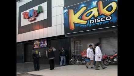 Detienen a sospechoso de balacera en discoteca de Los Olivos