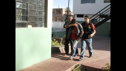 Arequipa: Detienen a hombre por realizar disparos al aire en Socabaya