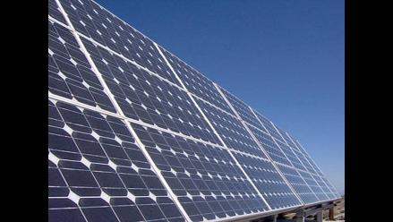 Proinversión recibe US$ 123 millones para proyecto de energía solar