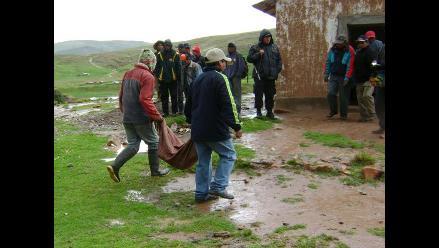 Adolescente muere electrocutado con cables de alta tensión en Áncash