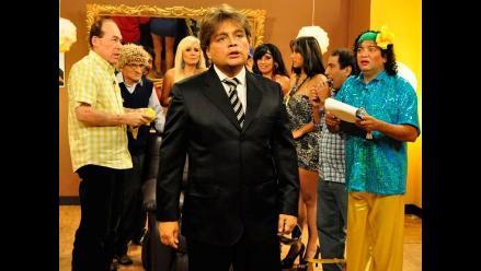 Jorge Benavides: Carlos Álvarez copió el nombre de El especial del humor