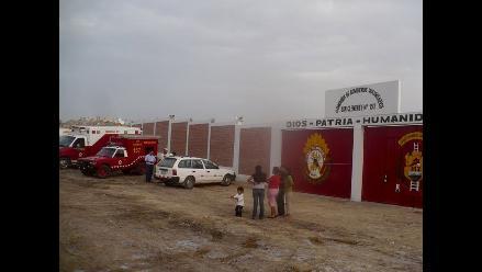 Pisco: Declaran en emergencia Compañía de Bomberos 157 de San Clemente