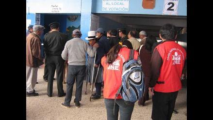Arequipa: Más de centenar de requisitoriados fueron capturados tras sufragar