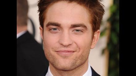 Robert Pattinson gana MTV Movie Award por mejor actuación
