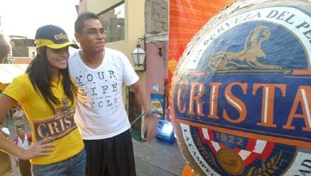 Gran cruzada de apoyo llegó a Trujillo