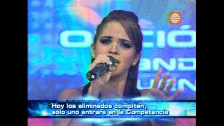 Sandra Muente se reenganchó en Amigos y Rivales