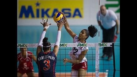 Selección peruana enfrenta a Alemania en torneo de voleibol en Suiza