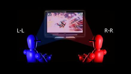 Sony lanza nueva pantalla PlayStation capaz de mostrar dos imágenes 3D