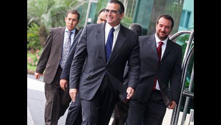 Pedro Olaechea dio detalles de la entrevista con Ollanta Humala