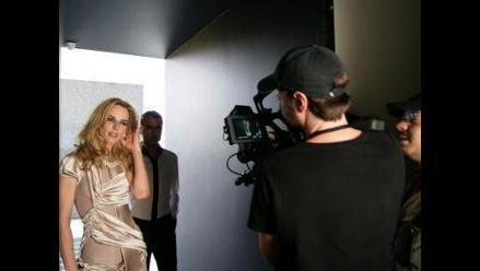 Reik graba el video del tema Peligro