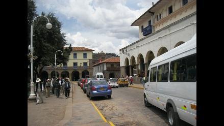 Cusco: Podrán movilizar hasta 100 mil turistas diariamente por fiestas