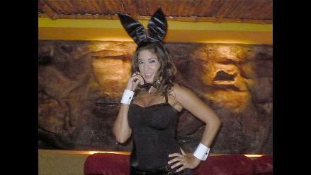 Tilsa Lozano se vestirá de conejita en fiesta de Playboy en Lima
