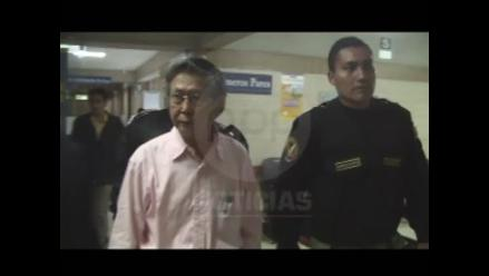 Aguinaga: Estado de salud de Alberto Fujimori ´está complicado´