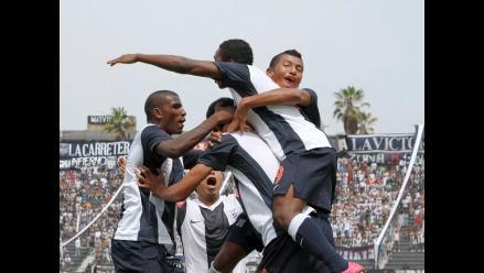 Vea los goles de Alianza Lima ante Caracas en la Copa Libertadores Sub 20