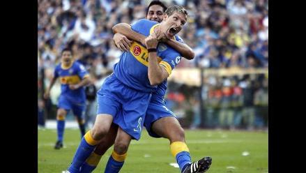 Martín Palermo se retira como máximo goleador de Boca Juniors