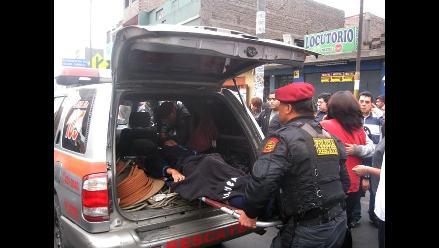 Auxiliar de educación muere atropellada por vehículo en Pasamayo